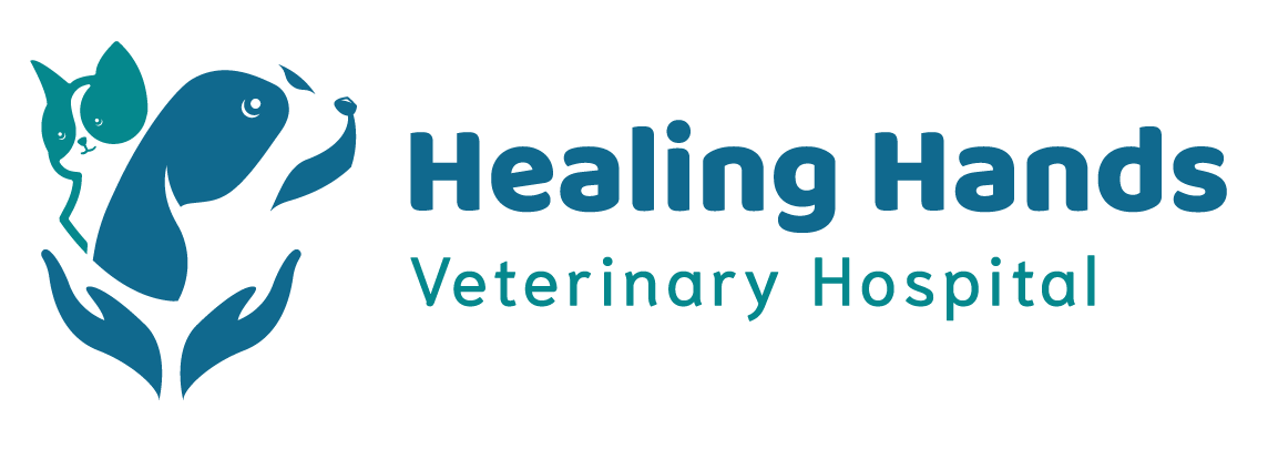 Healing Hands Veterinary Hospital logo